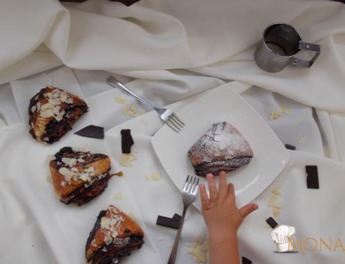 Extra csokis háromszögek (glutén,tej,cukor,szójamentes)