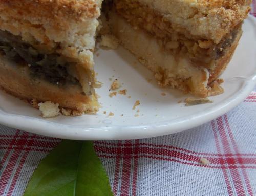 Almás pite – paleo (glutén,tej,cukor,szójamentes)