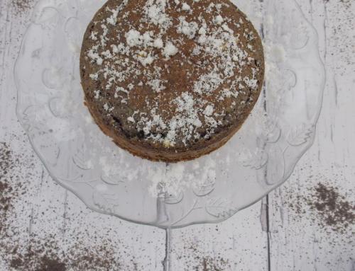 Mákos citromos mini torta (glutén,tej,cukor,szójamentes)